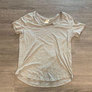 PINK Victoria's Secret Tops - [PINK] Open Back T Shirt